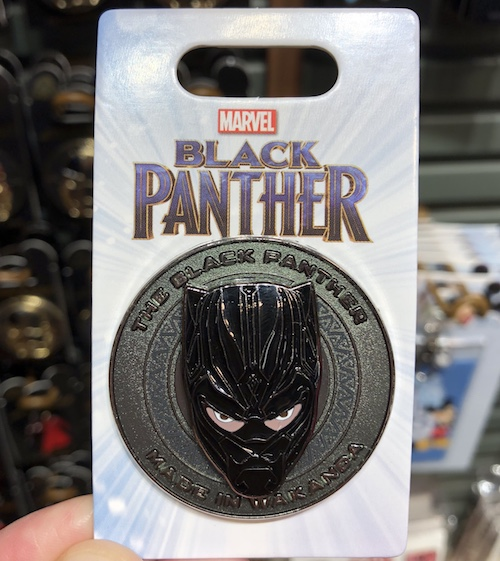 Black Panther Disney Pin
