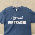 Disney Pin Trader T-Shirt